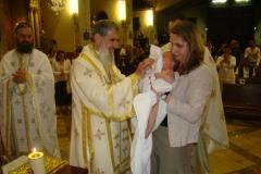 Botezul micului Nicolae 2008