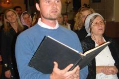 Citirea Apostolului 2009