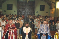 Sf Maslu. Sedinta Protoieriei 2009.P.S. Timotei