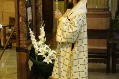 Sfintirea iconostasului 2009 (2)