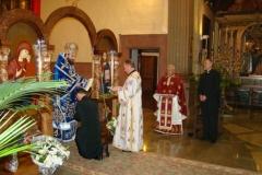 Primirea distinctiei de Preot iconom 2010