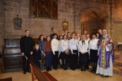 Concert colinde la biserica Cristo de la Sangre 2013